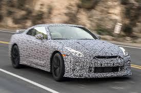 2017 Nissan GT-R First Spy Shots - GTspirit