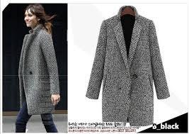 autumn women cool long sleeve overcoat cardigan single ted grey coat for women thicken topcoat luxury style women coats women coats with