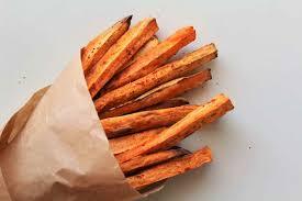 Patate Douce Recette Light Frites De Patate Douce Sans Huile
