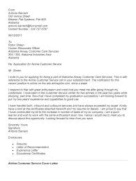 Letter Of Recommendation Customer Service Cover Letter In Customer Service Customer Service Cover Letter Cover