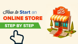 I Want To Build A Website For Free How To Start An Online Store In 2019 Step By Step
