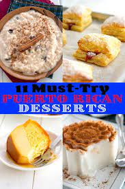 A traditional christmas favorite, this delectable chilled coconut pudding has a firm but shakable consistency. 11 Puerto Rican Desserts You Need To Try Kitchen Gidget