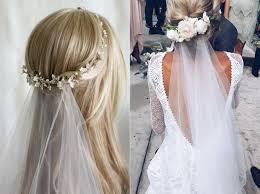 Какие модные тренды в свадебных прическах в 2021 году? Krasivye Svadebnye Pricheski 2021 Goda Roskoshnye Idei S Foto Modnyj Zhurnal
