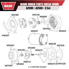 warn winch xt30 wiring diagram car wiring diagram download Warn 9 5 Xp Wiring Diagram 120674_120674 139 go big parts & accessories, llc \\u003e accessories \\u003e warn replacement Warn 87310