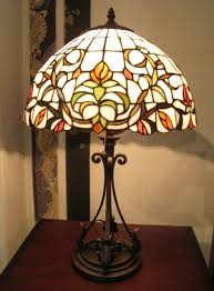 stained glass lamp stained lamp lamp extreme popularity lighting equipment sten degas ras stained lamp tiffany flower flower tiffany lamp stands light table