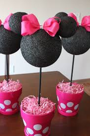 interior design simple minnie mouse theme party decorations home