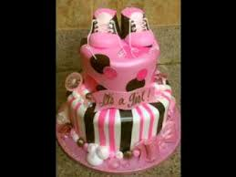 Birthday Cakes Diy Baby Shower Cake Decorations Ideas For Girls