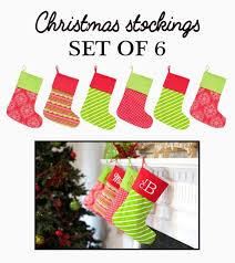 christmas stocking set. Wonderful Christmas Image 0 And Christmas Stocking Set A