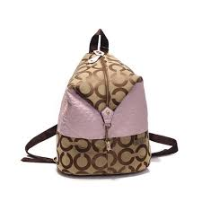 ... australia coach in monogram medium pink backpacks dhn 3c324 19e0e ...