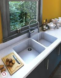 kitchen sink types kitchen sink materials pros and cons uk