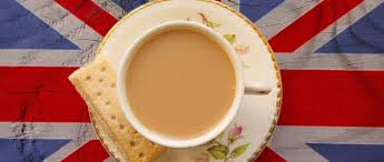 A great British cup of tea