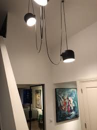 Flos Lamp Hal Renovatie Jaren 70 Huis