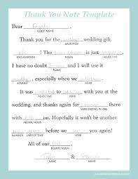 Wedding Thank You Notes Writing Personalized Wedding Thank You Notes An Aspiring Heroine