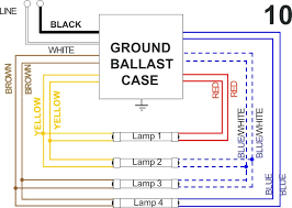 similiar electronic ballast wiring instruction keywords 101 besides 4 wire ballast diagram 4 wiring ex les and instructions
