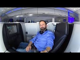 Jetblue First Class Seating Chart Jetblue Mint Business Class Seat Tour In 4k Youtube