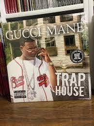 gucci mane trap house vinyl : hiphopvinyl