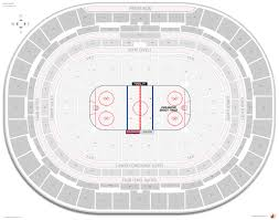 Pepsi Center Seating Chart View Colorado Avalanche Seating Chart Thelifeisdream