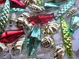 we ve received lots of new colors and styles of hand made mercury glass garland beads from the czech republic