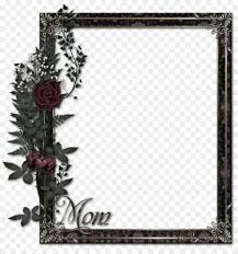 simple frame border. Borders And Frames Picture Frame - Brown Simple Bouquet Border Texture R
