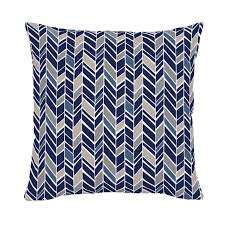 navy throw pillows. Delighful Navy 5400  8400 Taupe And Windsor Navy Herringbone Throw Pillow In Pillows