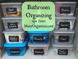 Bathroom Cabinet Organizer 30 Diy Storage Ideas To Organize Your Bathroom Cute Diy Projects