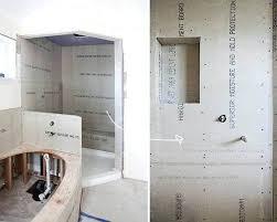 installing cement board in shower generous cement board installation shower pictures installing cement board shower