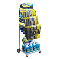 Wiper Blade Display Stand ANCO Wipers Display Designed To Help Boost Sales In Nearly Any 17