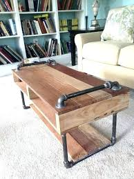 industrial diy furniture. Wonderful Furniture Industrial Pipe Furniture  Reclaimed Pallet And Steel Coffee On Industrial Diy Furniture