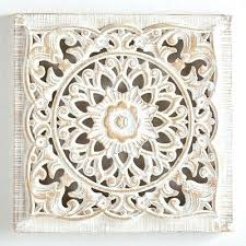 carved whitewashed wall decor art arthouse wallpaper
