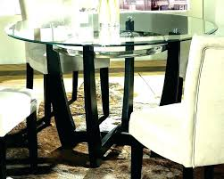 round glass top dining table for 6 round glass top dining table set round glass top
