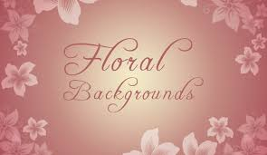 Free Floral Backgrounds 5 Free Floral Backgrounds In Beautiful Colors Super Dev Resources