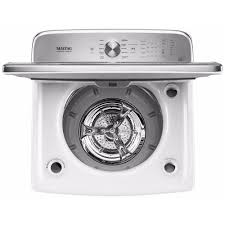 Topload Washer Mvwb955fw Maytag 62 Cu Ft High Efficiency Top Load Washer With