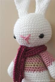 Crochet Bunny Pattern