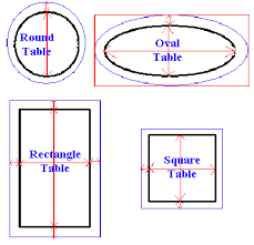 measure your table