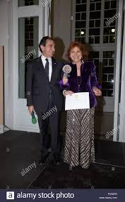 Rome, Art Award: feminine noun. *** NO WEB *** NO DAILY ***. In the  picture: Carlo Fuortes and Giannola Nonino *** NO WEB *** NO DAILY ***  Stock Photo - Alamy