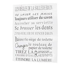 French Quotes New SODIALR Quotes For Bathroom Of French Version Waterproof Wall