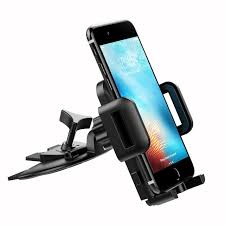 cd slot phone holder mpow universal mount 360 rotating car stunning cd argos