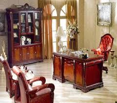 Image One Desk Awesome Elegant Home Office Furniture Elegant Office Furniture For Executive Interior Design Giesendesign Occupyocorg Elegant Home Office Furniture Home Design Inspiration