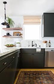 Matte Black Kitchen Cabinets 25 Best Ideas About Black Kitchen Decor On Pinterest Black