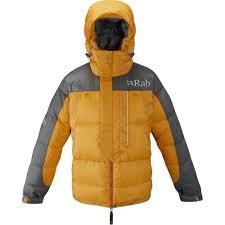 Куртка пуховая <b>Rab Expedition</b> 8000 Jacket QED-21 купить в ...