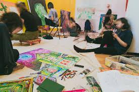 Art site for teen