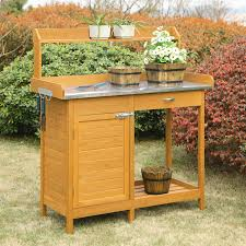 potting bench be equipped outdoor pottery be equipped long potting bench be equipped covered garden bench