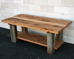 heavy duty coffee table barnwood coffee table reclaimed sofa table