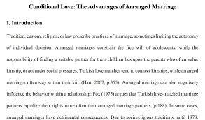 Pros Cons Arranged Marriage Essay Custom Paper Academic News To Go