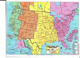Awesome Us Map Of States Timezones Time Zone Map Usa Full