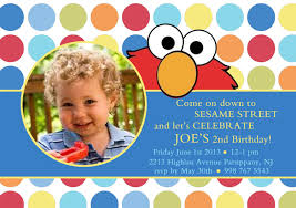 printable birthday invitations for kids invitations printable elmo birthday invitation custom photo for kids