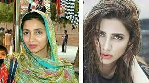 mahira khan stani celebrities without makeup