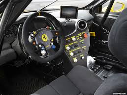 2017 Ferrari 488 Challenge - Interior | HD Wallpaper #5