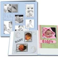baby collage frame pioneer collage frame embossed leatherette baby scrapbook 12x12