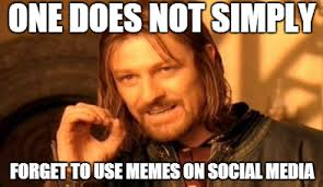 Meme Mayhem: Mastering the Movement | Stellar Blue Technologies via Relatably.com